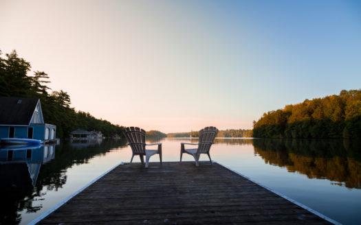 Lake Muskoka cottage