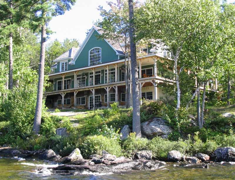 Luxury Muskoka cottage