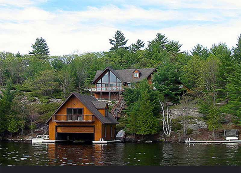 Parry Sound cottage