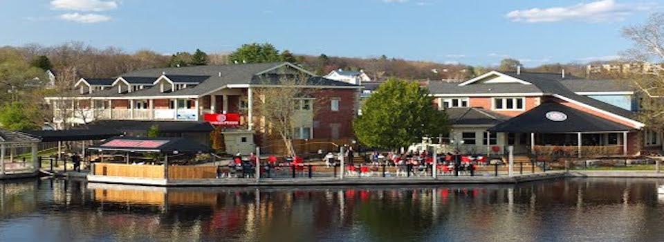 Huntsville Ontario waterfront