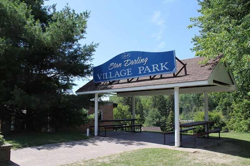 Village Park, Burks Falls