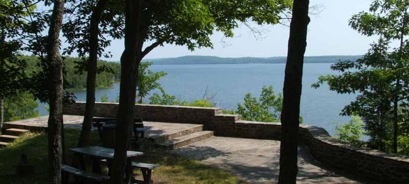 Lake Bernard, Sundridge Ontario