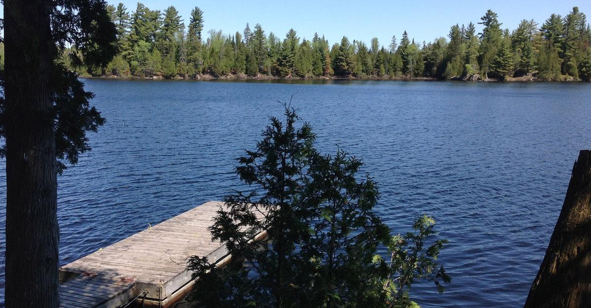 Doe Lake, Katrine