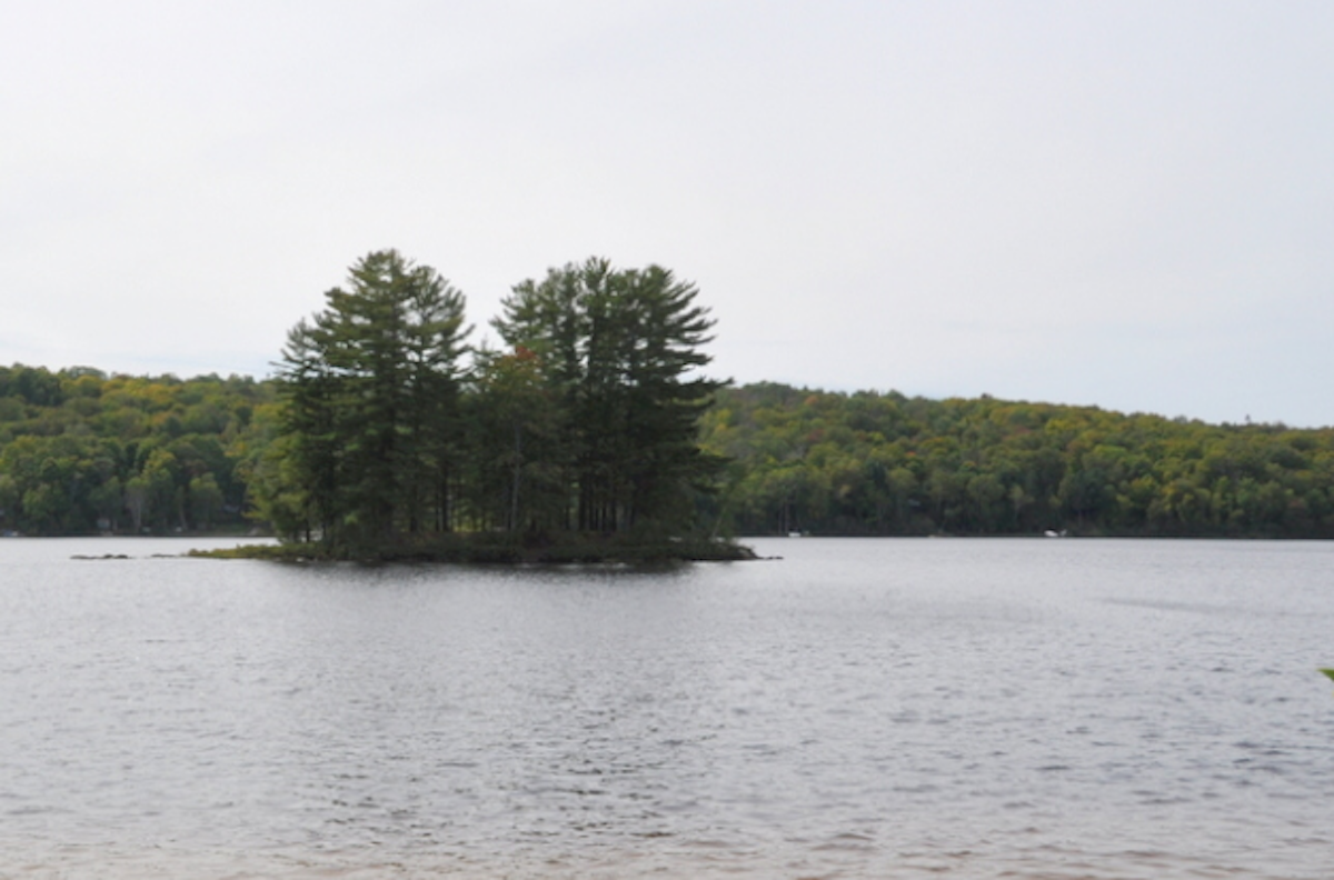 Fox Lake, Huntsville Ontario