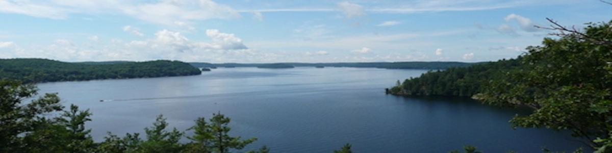 Mary Lake, Huntsville Ontario