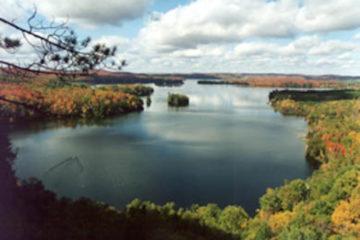 Pennisula Lake, Huntsville Ontario