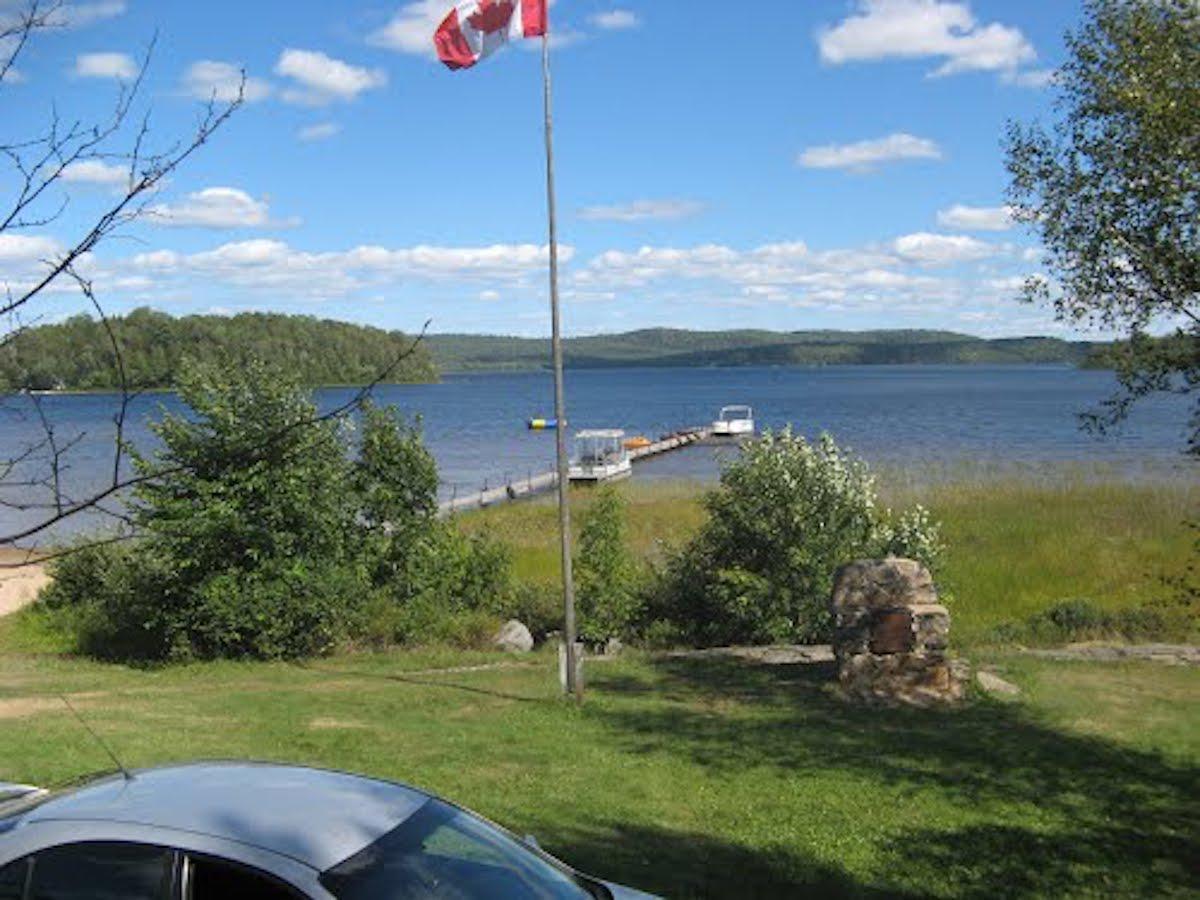 Pickeral Lake, Burks Falls
