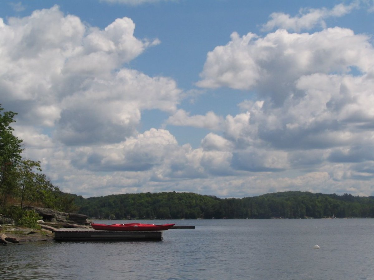 Three Mile Lake, Utterson