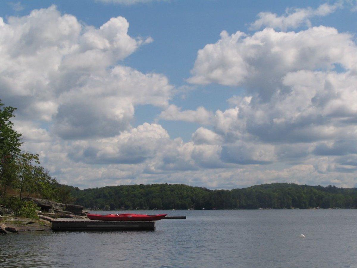 Three Mile Lake, Utterson
