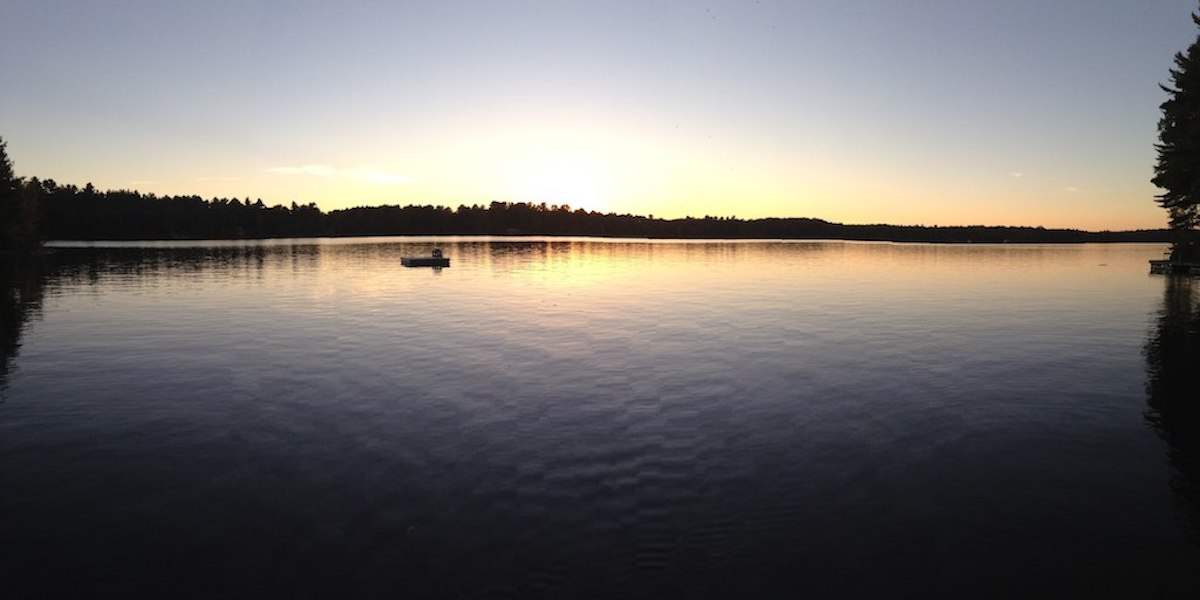 Whitefish Lake, Parry Sound