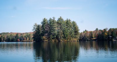 Lake Rosseau Island